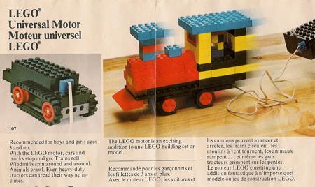 legoMotor